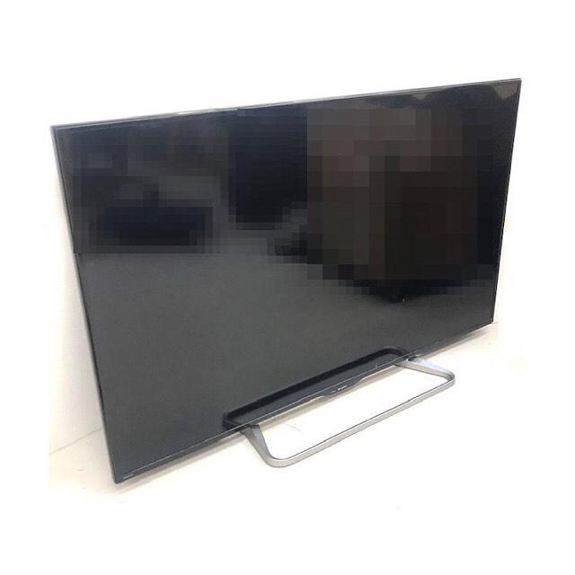 こんにちは、はぴオクです .  先日から出品中の、 SHARP AQUOS 液晶 カラーテレビ リモコン付き  LC-55W30 2015年製 55V型  大画面、大迫力でおすすめです . 新生活などにいかがですか🤗 . #はぴオク  #オークション代行