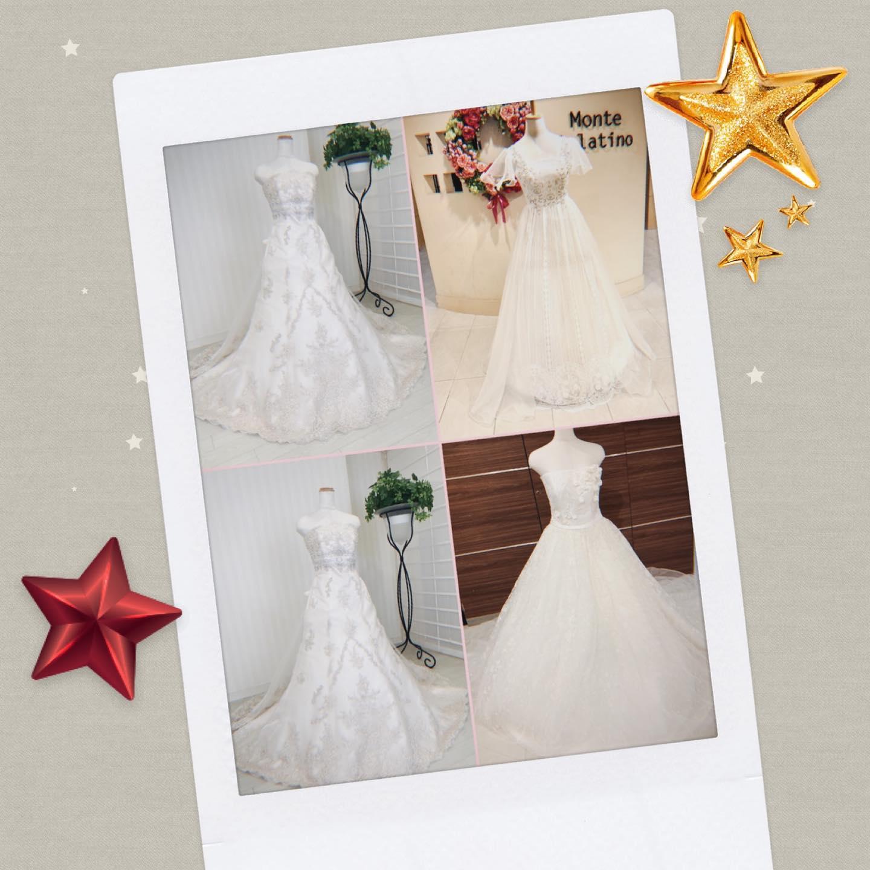 お久しぶりです! はっぴーオークションです  忙しさにかまけて更新しておらず…🙃 ちょこちょこ投稿出来たら良いなと思ってます⊂( *・ω・ )⊃  6月のジューンブライドは過ぎてしまいましたが…笑 ウェディングドレス&カラードレスのご紹介(/-\*)  ウェディングドレスも新品から美品まで様々!パーティ形式の結婚式をしたい方にもうってつけのドレスたちが揃っております  カラードレスも、発表会や演奏会など、注目を集める色合いの物もたくさん🥰  パステルカラーのカラードレス、かなりオススメですよ꒰* ॢꈍ◡ꈍ ॢ꒱.*˚‧  かなりお手頃価格ですので、ぜひはっぴーオークションで検索&チェックしてみてくださいね🥳🥳🥳.•*¨*•.¸¸.•*¨*•.¸¸   #粋な男になれるかも!? #あるあるだよね!